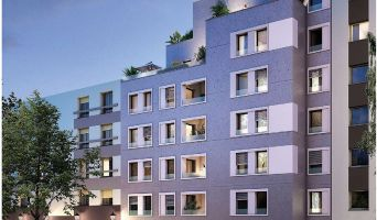 Photo du Résidence « Passage du Jour » programme immobilier neuf en Loi Pinel à Lyon