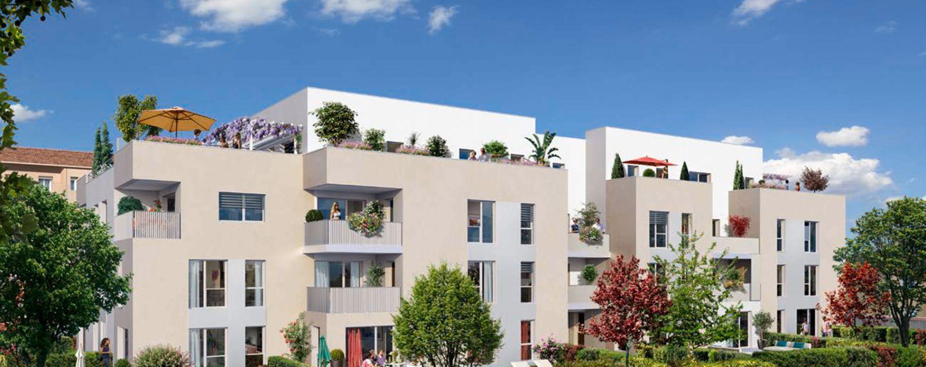 Résidence Plain'Itude à Lyon