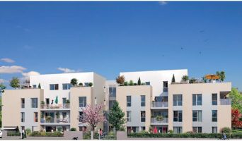 Lyon : programme immobilier neuf «  n°217912 » en Loi Pinel