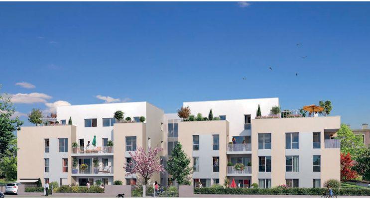 Lyon programme immobilier neuf «  n°217912 » en Loi Pinel