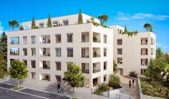 Photo du Résidence « Pur Valmy Bat. B » programme immobilier neuf en Loi Pinel à Lyon