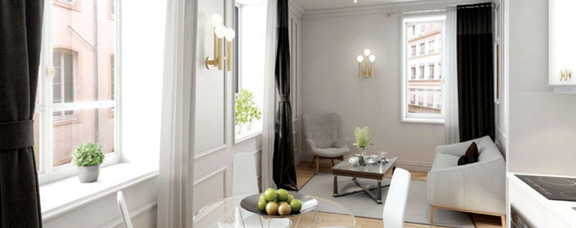 Résidence Rue RomaRIN à Lyon
