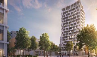 Résidence « So'Ô - Confluence » programme immobilier neuf en Loi Pinel à Lyon n°1