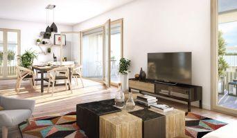 Résidence « So'Ô - Confluence » programme immobilier neuf en Loi Pinel à Lyon n°4