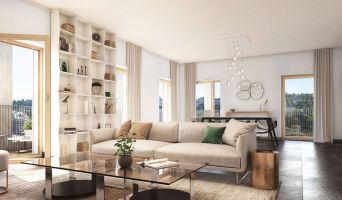 Résidence « So'Ô - Confluence » programme immobilier neuf en Loi Pinel à Lyon n°5
