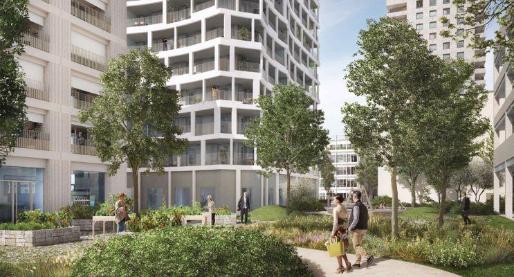 Résidence « So'Ô - Confluence » programme immobilier neuf en Loi Pinel à Lyon n°2
