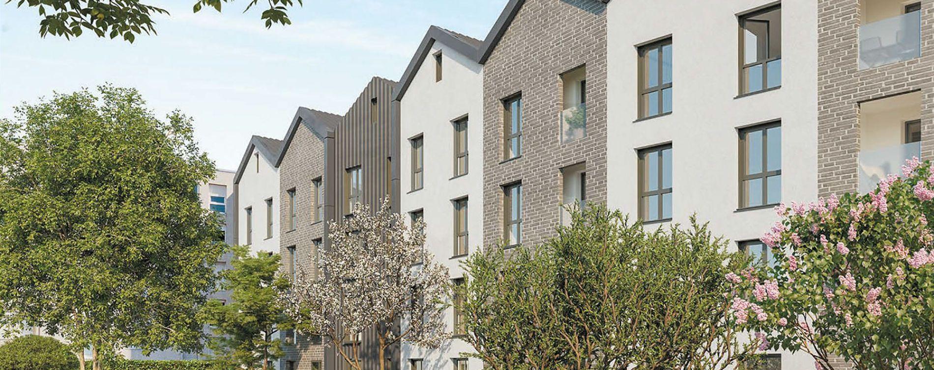 Lyon : programme immobilier neuve « Urban 7 » en Loi Pinel (2)