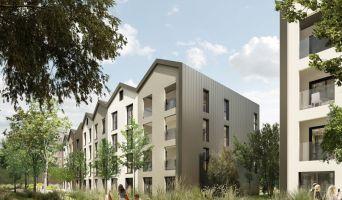Lyon : programme immobilier neuf « Urban 7 » en Loi Pinel