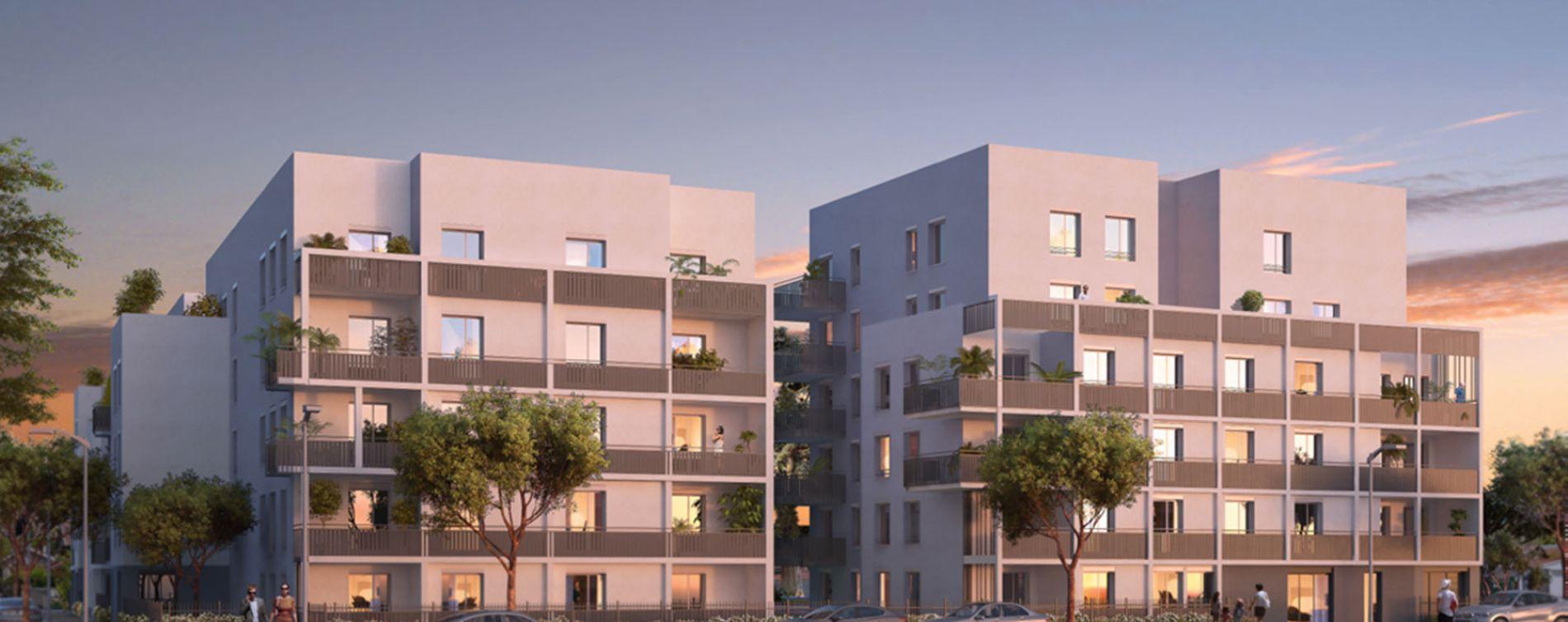 Lyon : programme immobilier neuve « Vert Million » en Loi Pinel (3)