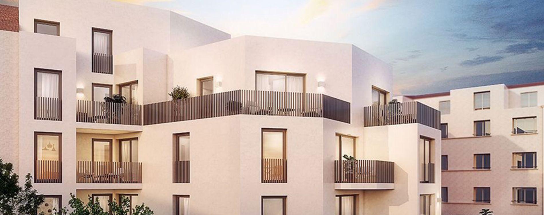 Lyon : programme immobilier neuve « Villa Lucia » (3)