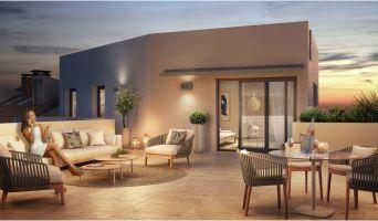 Lyon programme immobilier neuve « Villa Lucia »  (2)