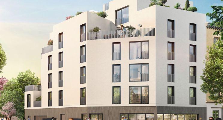 Photo du Résidence « Villa Lucia » programme immobilier neuf en Loi Pinel à Lyon
