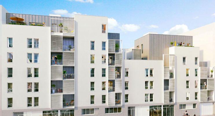 Photo du Résidence « Wake Up » programme immobilier neuf en Loi Pinel à Lyon