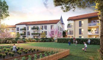 Rillieux-la-Pape programme immobilier neuf « Green Village » en Loi Pinel