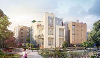 Photo du Résidence « Open » programme immobilier neuf en Loi Pinel à Rillieux-la-Pape