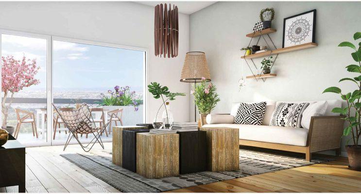 Résidence « Domaine 17Eme » programme immobilier neuf en Loi Pinel à Saint-Cyr-au-Mont-d'Or n°2