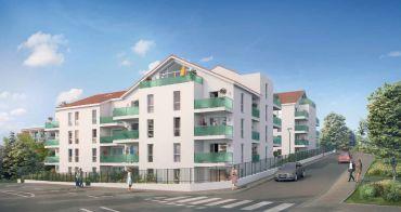 Saint-Fons programme immobilier neuf « Le Marius »