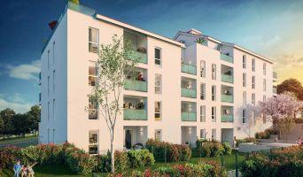 Photo n°2 du Résidence « Le Marius » programme immobilier neuf en Loi Pinel à Saint-Fons