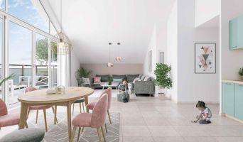 Photo n°3 du Résidence « Le Marius » programme immobilier neuf en Loi Pinel à Saint-Fons