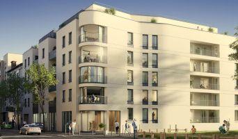 Photo n°1 du Résidence « Luz » programme immobilier neuf en Loi Pinel à Saint-Fons