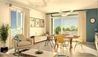 Photo n°2 du Résidence « Luz » programme immobilier neuf en Loi Pinel à Saint-Fons