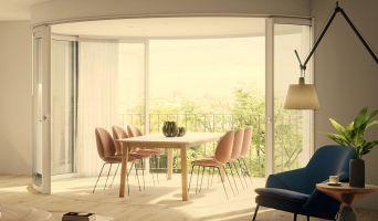 Photo n°3 du Résidence « Luz » programme immobilier neuf en Loi Pinel à Saint-Fons