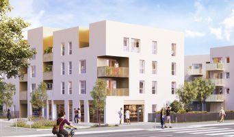 Photo du Résidence « Aquarell'East » programme immobilier neuf à Saint-Priest