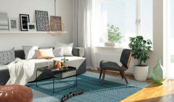Résidence « Aquarell'East » programme immobilier neuf en Loi Pinel à Saint-Priest n°2