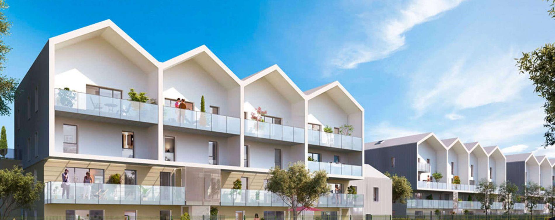 Saint-Priest : programme immobilier neuve « Factory Link » (2)