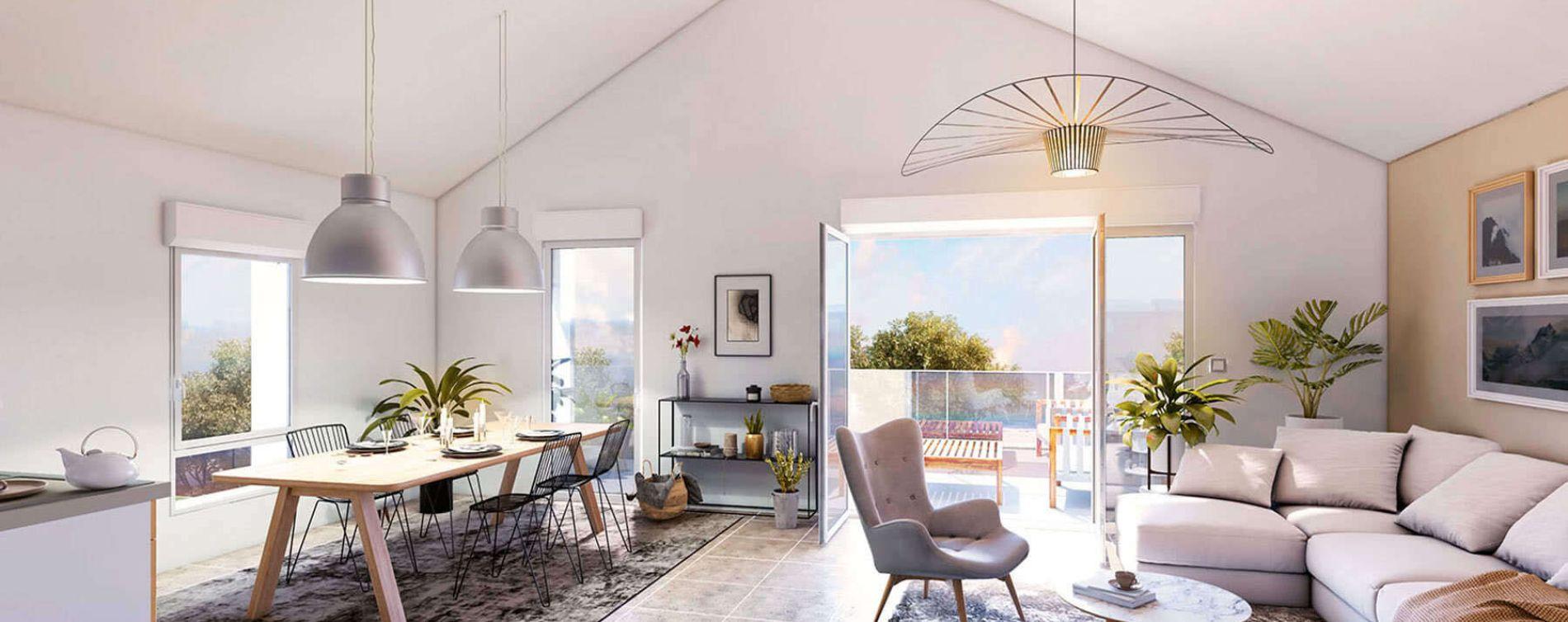 Saint-Priest : programme immobilier neuve « Factory Link » (3)