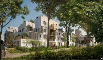 Photo du Résidence « Les Dryades - Hana » programme immobilier neuf en Loi Pinel à Saint-Priest