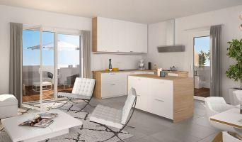 Résidence « Les Dryades - Hana » programme immobilier neuf en Loi Pinel à Saint-Priest n°5