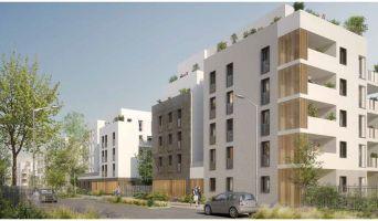 Résidence « Les Dryades - Kanji » programme immobilier neuf en Loi Pinel à Saint-Priest n°2