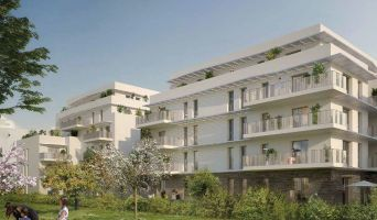 Résidence « Les Dryades - Kanji » programme immobilier neuf en Loi Pinel à Saint-Priest n°3