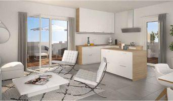 Résidence « Les Dryades - Kanji » programme immobilier neuf en Loi Pinel à Saint-Priest n°4