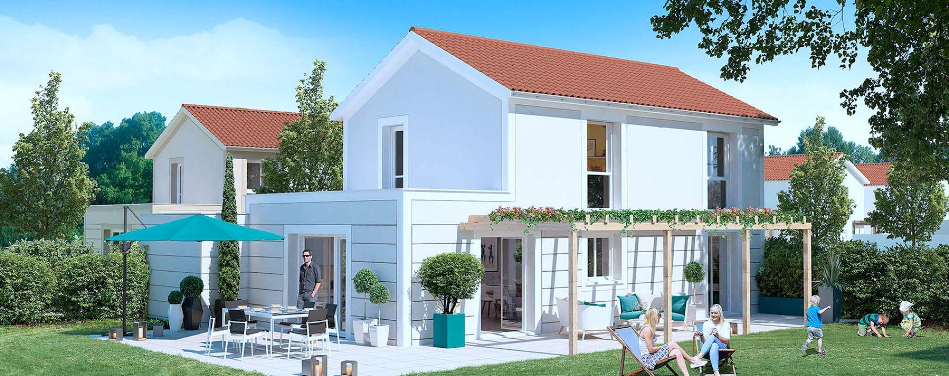 Saint-Priest : programme immobilier neuve « Programme immobilier n°215732 »