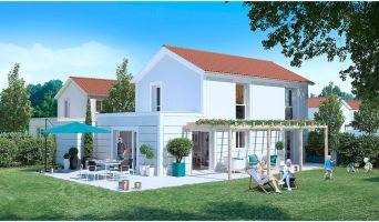Saint-Priest : programme immobilier neuf «  n°215732 » en Loi Pinel