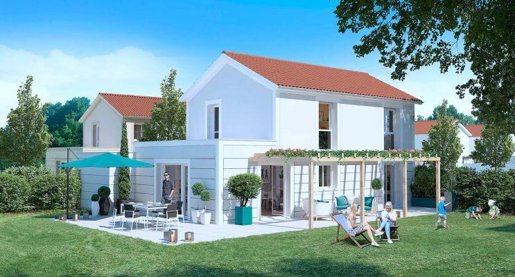 Photo du Résidence «  n°215732 » programme immobilier neuf en Loi Pinel à Saint-Priest