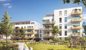 Photo du Résidence « Oxygen » programme immobilier neuf en Loi Pinel à Saint-Priest