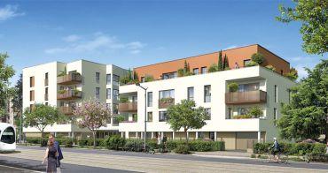 Saint-Priest programme immobilier neuf « Pavillon Jaurès » en Loi Pinel