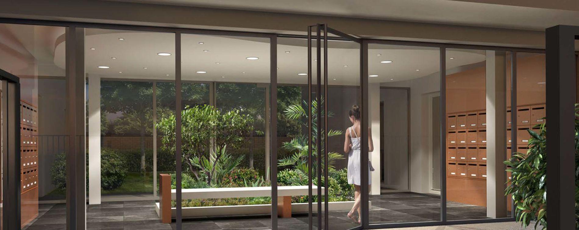 Saint-Priest : programme immobilier neuve « Pavillon Jaurès » (2)