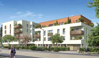 Saint-Priest : programme immobilier neuf « Pavillon Jaurès » en Loi Pinel