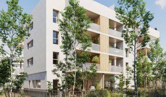 Photo du Résidence « Qohésion » programme immobilier neuf à Saint-Priest