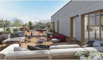 Sainte-Foy-lès-Lyon : programme immobilier neuf « Esprit Domaine » en Loi Pinel