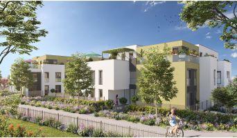 Photo du Résidence « Séquencia » programme immobilier neuf en Loi Pinel à Sainte-Foy-lès-Lyon