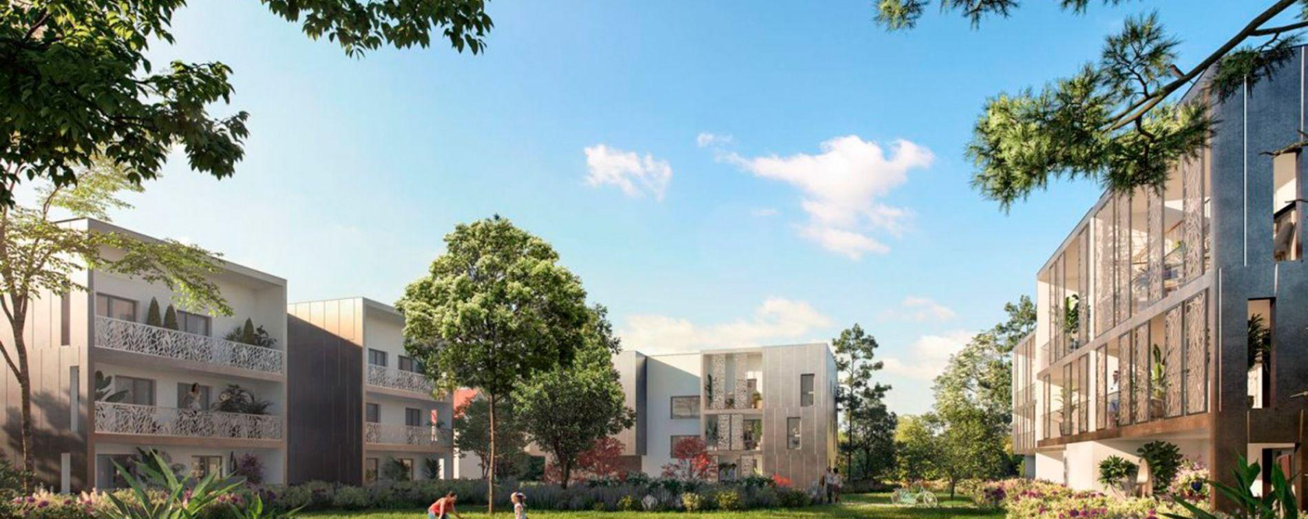 Tassin-la-Demi-Lune : programme immobilier neuve « Le Chant des Arbres » en Loi Pinel (3)