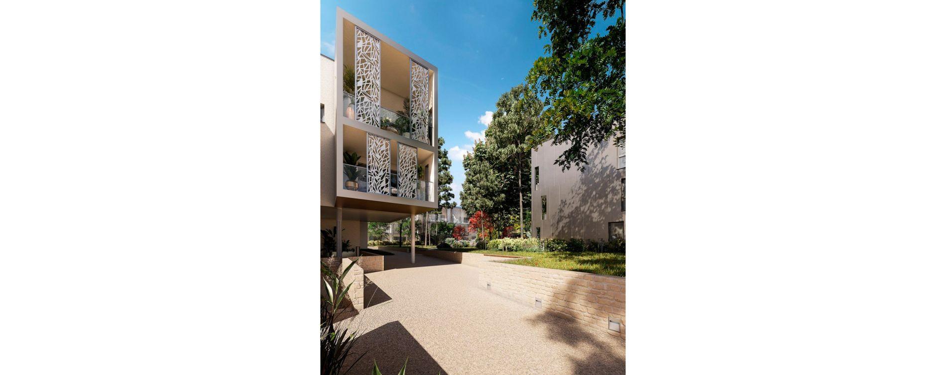 Tassin-la-Demi-Lune : programme immobilier neuve « Le Chant des Arbres » en Loi Pinel (5)