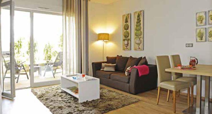 Résidence « Les Balcons De L'Horloge » programme immobilier neuf en Nue Propriété à Tassin-la-Demi-Lune n°3
