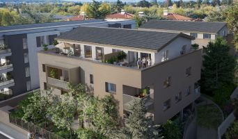 Tassin-la-Demi-Lune : programme immobilier neuf « XVI » en Loi Pinel