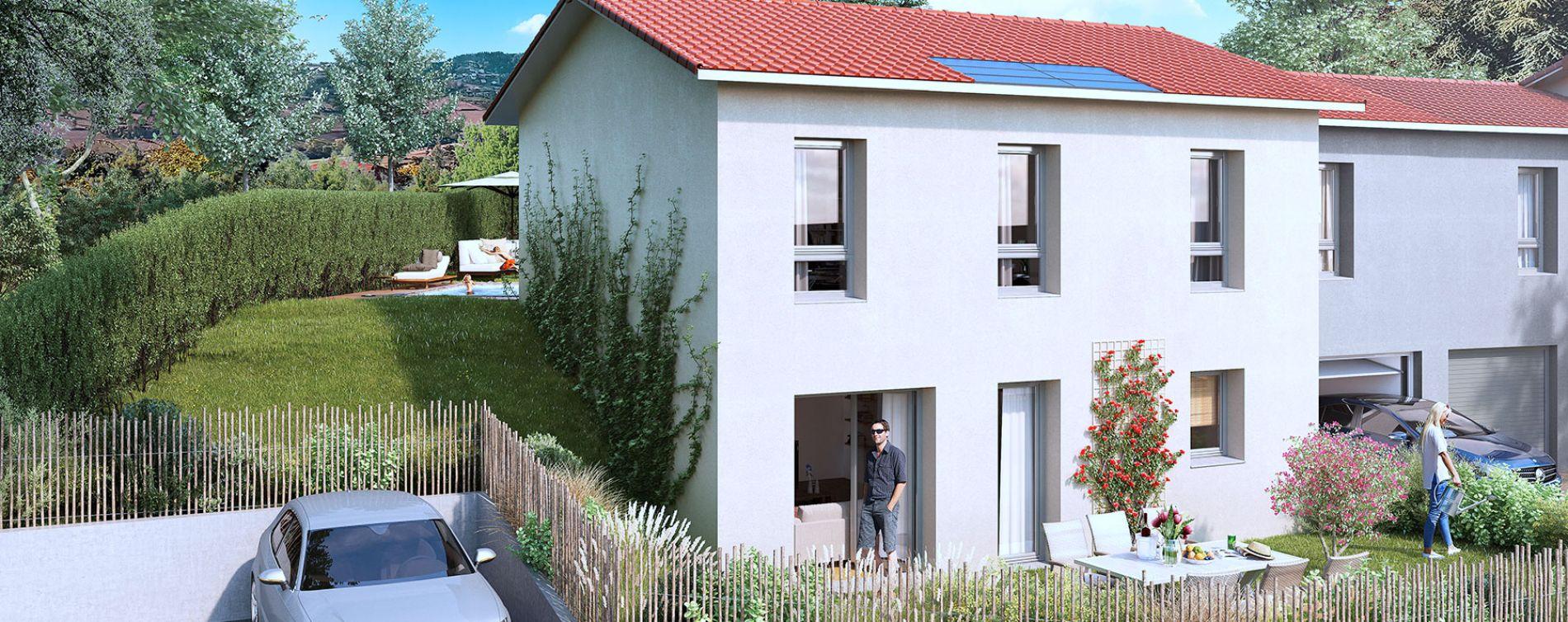 Résidence Les Terrasses de la Maletière à Vaugneray